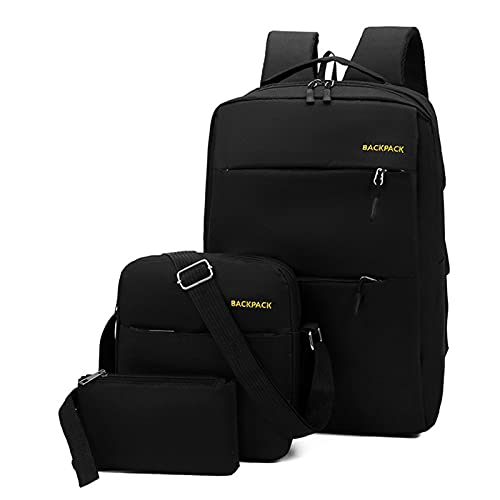Lixada Rucksack Schultertasche Handtasche Kombination Verschleißfeste Oxford Outdoor Camping Umhängetasche Mode