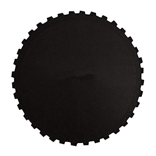 Tappeto elastico di ricambio 305/457/366/, ricambio per trampolino da giardino, 8 maglie, rete in polipropilene, 100 resistente alle intemperie, nero, diverse misure 3,05 M (60 Schnallen) '