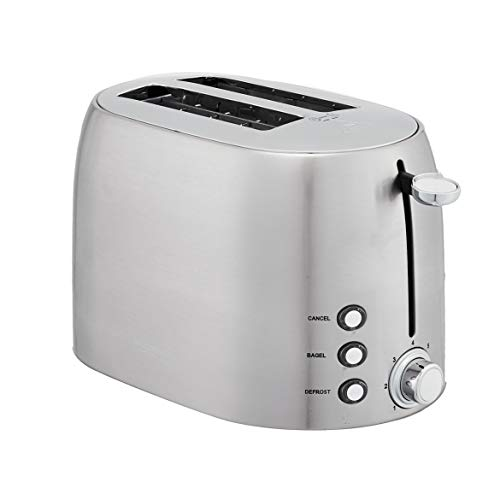 Amazon Basics crumpet toaster