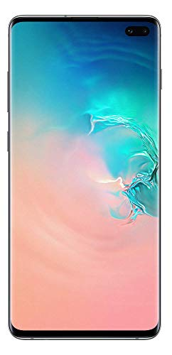 Samsung Galaxy S10 Plus (White, 8GB RAM, 128GB Storage) with No Cost EMI/Additional Exchange Offers
