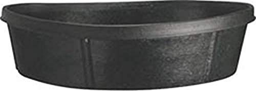 Fortex Feeder Pan for Dogs and Horses, 3-Gallon