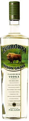 Vodka con la hierba del bisonte Zubrowka - 70 cl