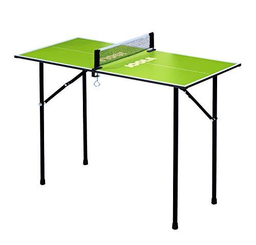 JOOLA Tischtennisplatte Mini green Tischtennistisch, One Size