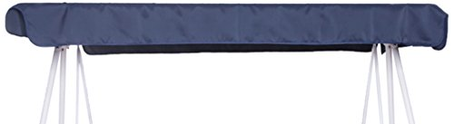 Stiliac 9472t305 Dach Notebook, Blau, 220 x 124 x 1 cm
