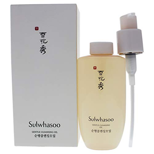 Sulwhasoo Gentle Cleansing Oil Ex By Sulwhasoo for Women - 6.7 Oz Cleanser, 6.7 Oz