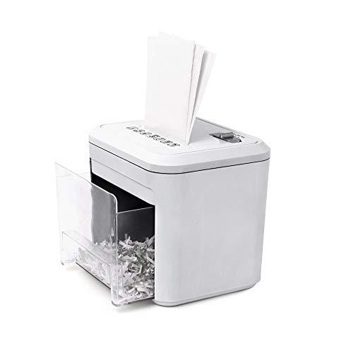 D-Mail Distruggi Documenti Elettrico con Cestino Integrato