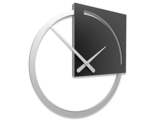 CalleaDesign - Orologio da Parete Karl - Nero