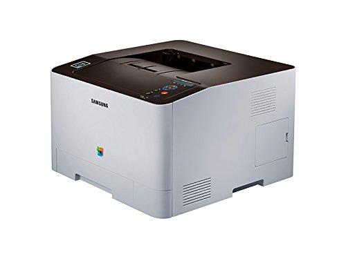 Samsung SL-C1810W/SEE - Impresora con Laser (9600 x 600 dpi) Color Blanco