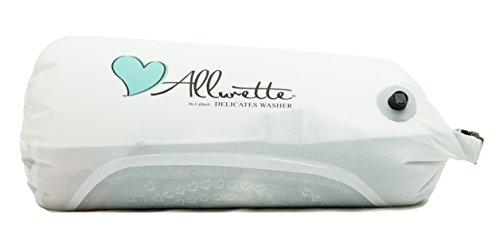 Allurette Waszak voor Delicates - Droog Zakje voor Reizen en Eco Handwas, Draagbare Wasmachine voor Ondergoed, Lingerie, Activewear - Clean Laundry Anywhere