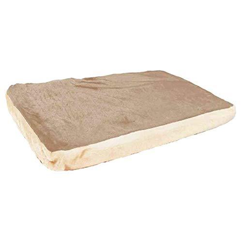 Trixie 37591 Gino Kissen, 60 × 40 cm, beige / dunkelbraun - 2