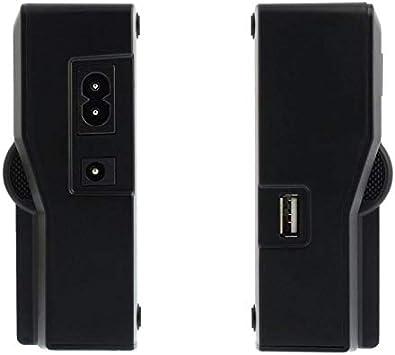 DCR-HC22 DCR-HC22E DCR-HC21 DCR-HC23E Handycam Camcorder DCR-HC21E LCD Fast Battery Charger for Sony DCR-HC20 DCR-HC23 DCR-HC20E