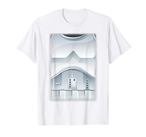 Star Wars Halloween Stormtrooper Armor Costume T-Shirt