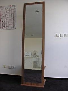 Penderie avec miroir Prune noyer Hauteur 184cm