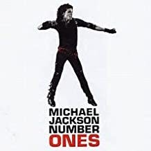 Michael Jackson Number Ones CD RARE COVER