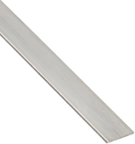 304 Stainless Steel Rectangular Bar Unpolished Mill Finish Annealed 0 Annealed Temper ASTM A276 product image