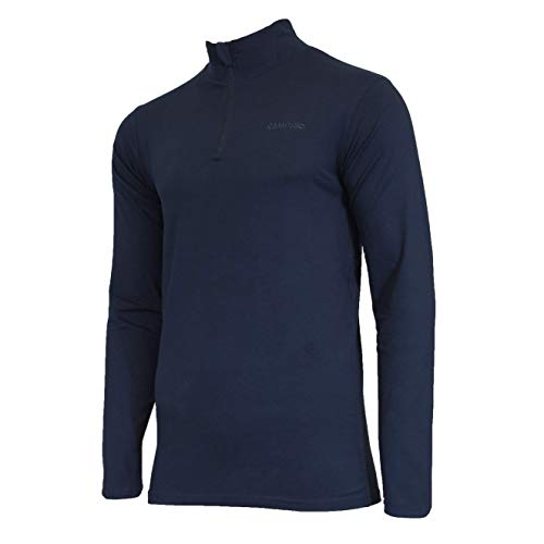 CAMPRI sous-Pull Roll Neck 1/4 Zip