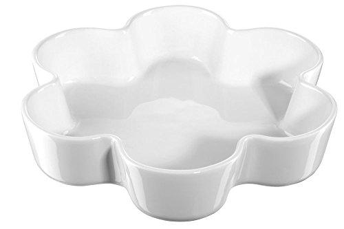 Tart Dish White