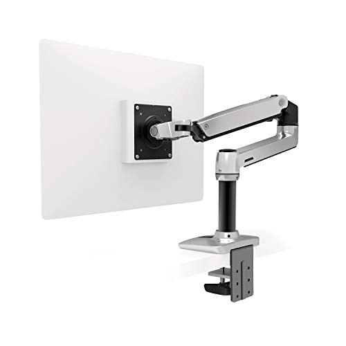 Ergotron – LX Desk Monitor Arm – 25-Inch Extension, Polished...