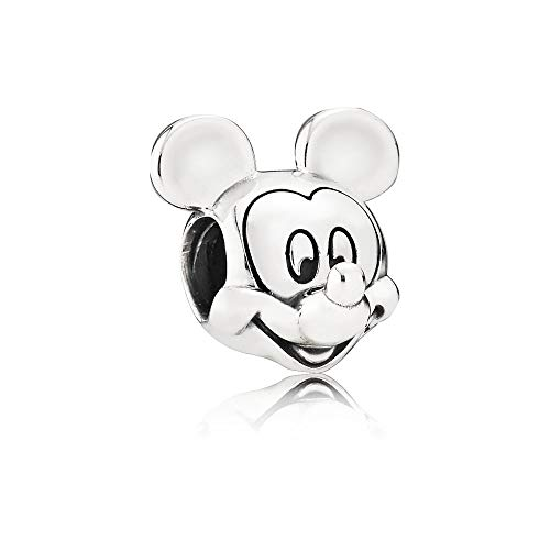 Pandora Disney Mickey Portrait Sterling Silber 791586