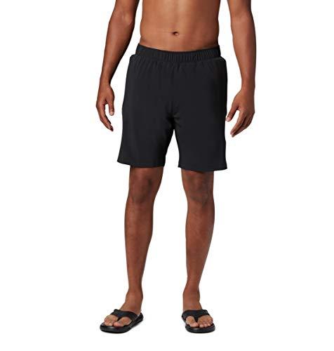Columbia Men's Zero Rules UPF 50 Water Shorts, Black, Large x 8