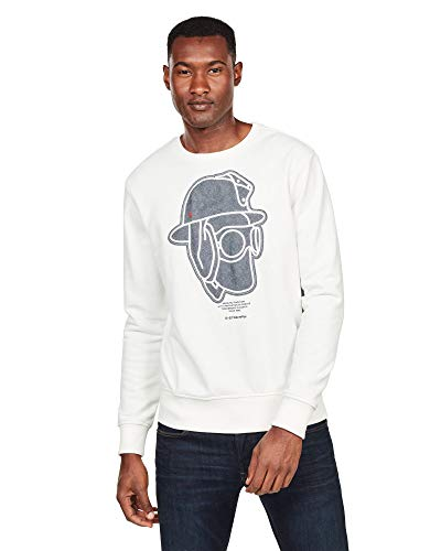 G-STAR RAW Graphic 10 Core sweatshirt voor heren