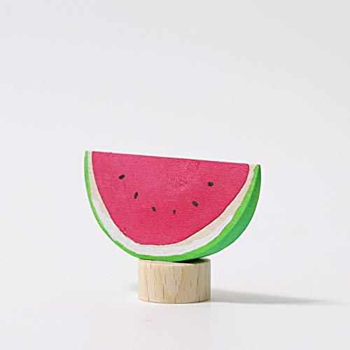 Grimm's Spiel und Holz Design Steckfigur Melone
