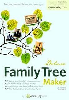 Family Tree Maker 2008 Deluxe