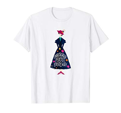 Disney Mary Poppins Returns Practically Perfect T-Shirt