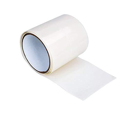 Cheng L PVC Schwarz/Weiß Super Fix Strong Wasserdicht Klebeband Rohrreparaturband Selbst Fixable Band Stop Leak Seal Isolierband 1.5M Band (Farbe : Weiß)