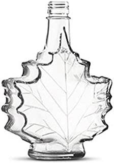 Best glass maple leaf syrup bottles Reviews