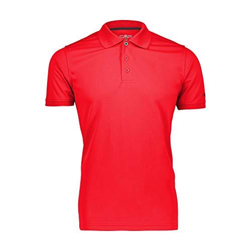 CMP Herren Poloshirt Man Polo 3T60077 Malboro 60