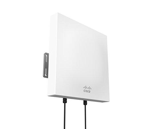 Meraki MA-ANT-25 Sector Antenna Typ N 8 dBi Antenne – Antenne (8 dBi, 2.4 – 2.5/5.15 – 5.88, 8 dBi, 6,5 dBi, 70 °, Sector Antenne)