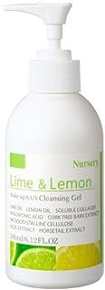 NURSERYW卸妆啫喱 柠檬味&柠檬 180mL 自然系
