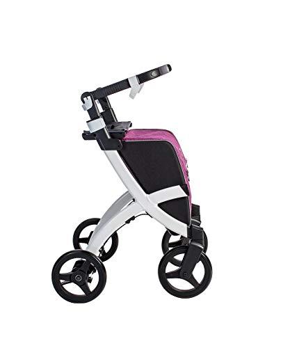 Rollz Flex Rollator, flip Bremsen (Purple)