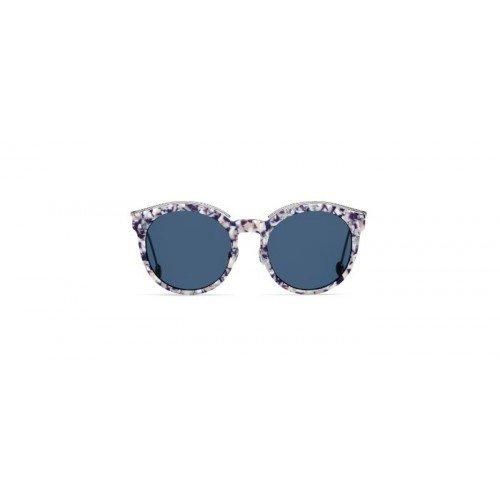 Christian Dior GKR, Gafas de Sol Para Mujer, Multicolor (Pttrvlt), 52