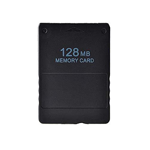 Scheda di memoria per PS2 Playstation 2, 128 MB