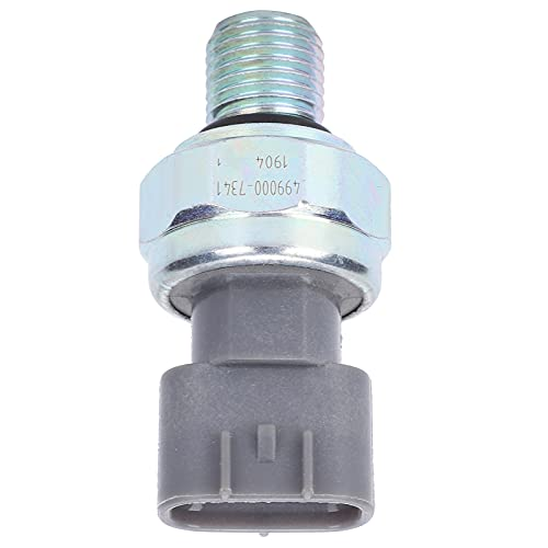 Transductor de presión, 499000-7341 Alta precisión Sensitivo Estable Sensor de presión Resistencia a la fricción Transmisor de presión para Excavadora Hitachi Zax330 / 360-3 Tapón de inducción