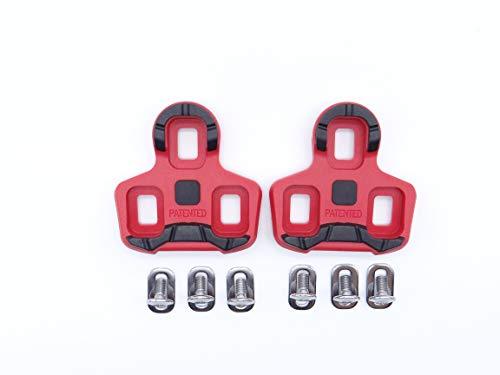 QiK Look Keo Pedal Cleats - 7 Degree Float