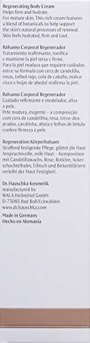 Dr. Hauschka Regenerating Body Cream, 5 Fl Oz