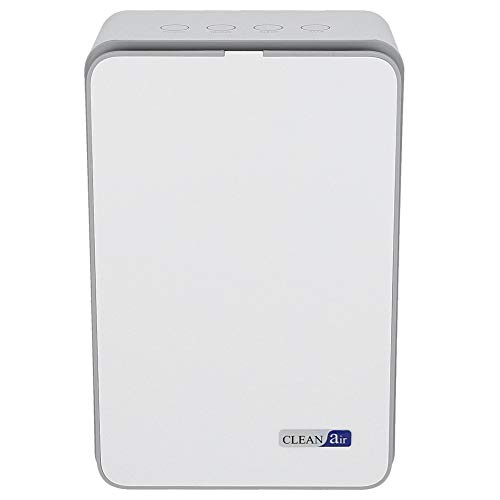LFLF Air Purifier Negative Ion Filter Cleaner With 3-layer Mesh USB Power Supply 360° Stereo Surround Ozone Generator