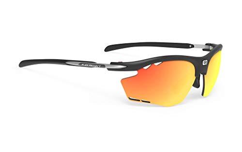 Rudy Project Rydon Brille Matte Black/multilaser orange 2020 Fahrradbrille