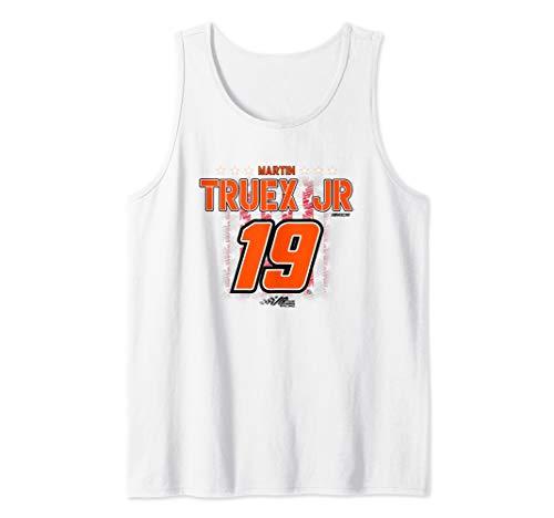 NASCAR - Martin Truex Jr - Flag Tank Top