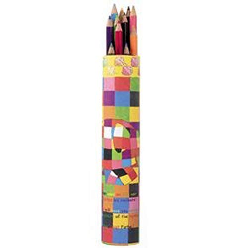 12 Crayons Elmer