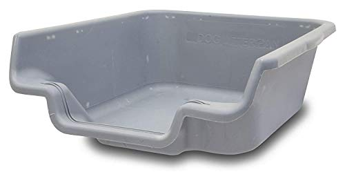 JUMBO-SIZED LITTER PAN