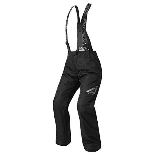 FXR Womens Fuel Waist Pant (Black, Size 10)