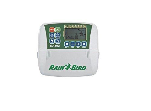 Rain Bird RZXe4i Contr/ôleur WiFi Compatible 4 Stations int/érieures Gris