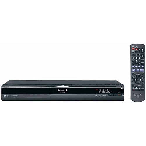 Panasonic DMR-EZ28K DVD Recorder with 1080p Upconversion (2004 Model) (Renewed)