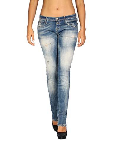 MELTIN'POT - Damen Jeans MARIETTE - Skinny Fit - blau, W31 / L34