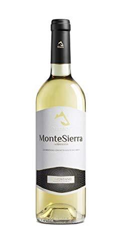 Montesierra Vino Blanco Joven - 750 ml
