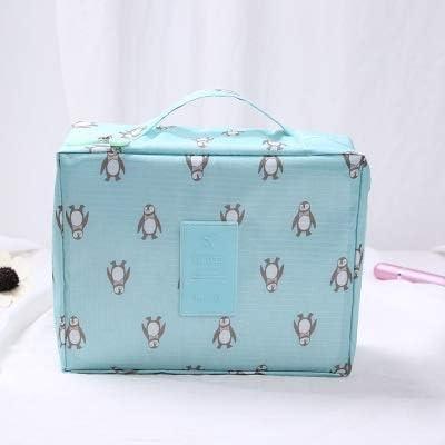 Cosmetische zak organizer waterdichte draagbare makeup tas reizen vrouwen noodzaak schoonheidszaak for meisje makeup tas Color18